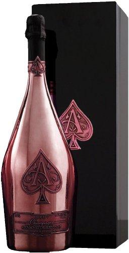 Armand de Brignac Brut Rosé Magnum Champagner mit edler Box (1 x 1.5 l)