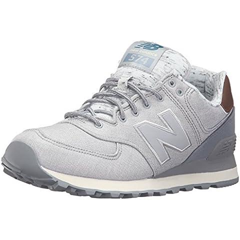 New Balance Wl574aea-574, Zapatillas de Running para Mujer