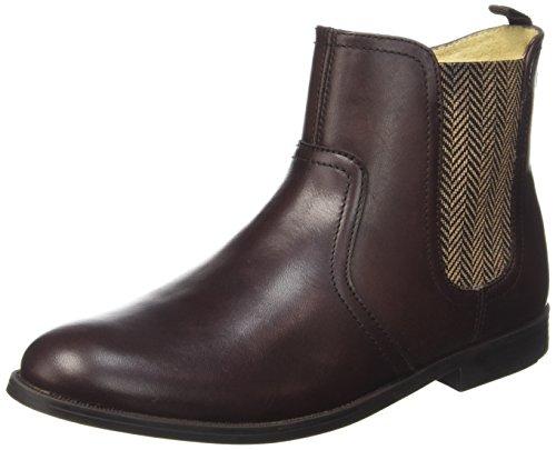 Start RiteEquestrian - Stivali classici alla caviglia Bambina , marrone (Marrone (Brown)), 34 EU