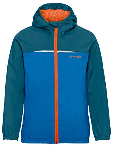 Vaude Jungen Kids Turaco Jacket Jacke, Baltic Sea, 134