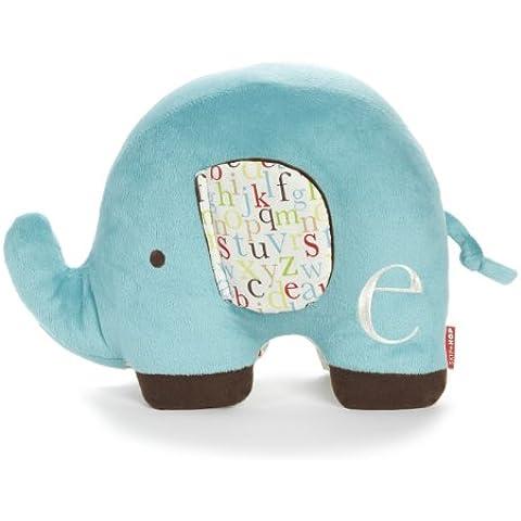Nikidom Abc Zoo Plush Elephant - Abc Zoo