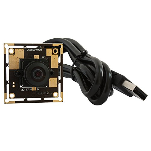 ELP 5 Megapixel OV5640 HD CMOS Weitwinkel Kamera Modul 170 Grad Fisheye-Objektiv USB Webcam Kamera Cmos-modul