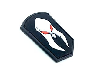 Casque Spartiate Airsoft Velcro PVC Patch