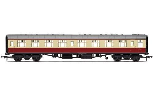 Hornby R4846 BR Mk1 Corridor 2da Clase Coach Multi