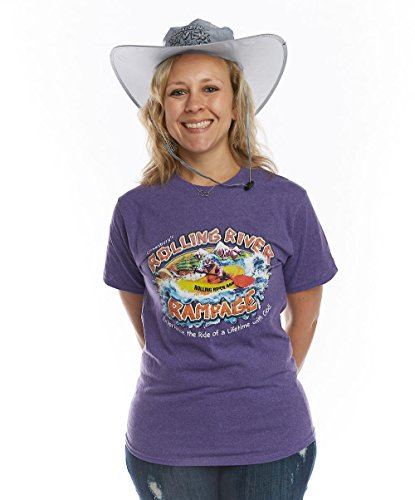 Vacation Bible School Vbs 2018 Rolling River Rampage Leader T-shirt Size Xxl: Experience the Ride of a Lifetime With God!