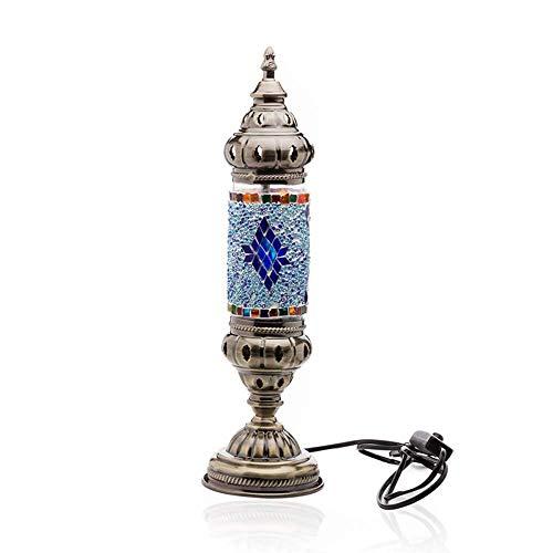 Handgemachte Türkische Lampe marokkanischen Stil Mosaic Home Retro Tisch Light Bedroom Restaurant Cafe Dekorative Lampe, A Cyc Light