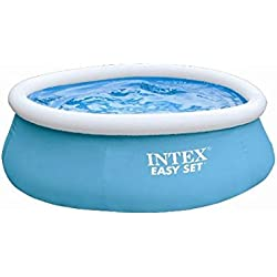 Intex Easy Set - Piscina hinchable desmontable, 183 x 51 cm, 886 litros