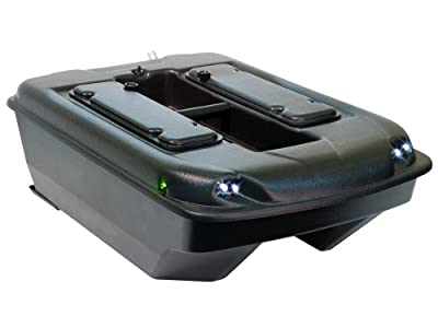 Carp Madness XXL Liner Boat 2.4GHz Black BAITBOAT Bait Boat by Carp Madness