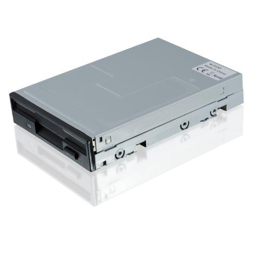 """CSL - Floppy Disk 8,89cm (3,5\"""")   internes Diskettenlaufwerk FDD 1,44MB   schwarz"""