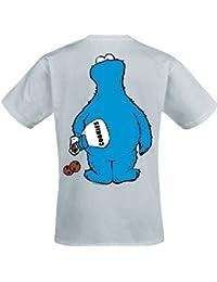 d7240c4482 Suchergebnis auf Amazon.de für: krümelmonster t shirt herren - 5XL /  Herren: Bekleidung