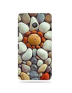 alDivo Premium Quality Printed Mobile Back Cover For Nokia Lumia 550 / Nokia Lumia 550 Printed Mobile Cover (MKD386)