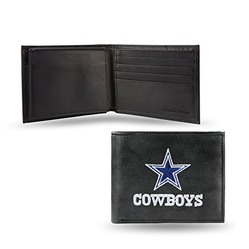 Rico NFL Brieftasche mit Stickerei, Herren, RBL1801, Dallas Cowboys, No Size