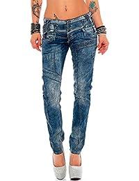 Cipo & Baxx Damen Jeans verschiedene Modelle und Farben
