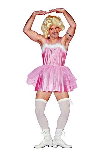 Herren Kostüm Ballerina Männerballett Karneval Fasching Gr.50 (Herren Ballerina Kostüm)