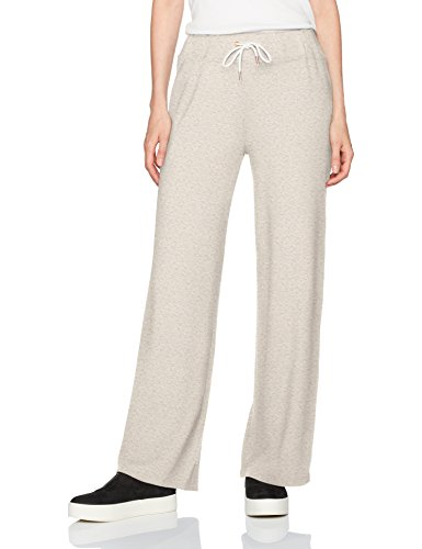 Volcom Women's Lil Fleece Pant, Oat, XL - Volcom Womens Fleece