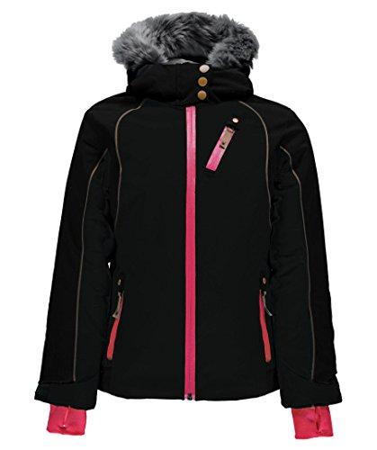 Spyder Girls Skijacke schwarz (200) 152