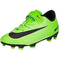 Nike Jungen Jr Mercurial Vortex III (V) FG Fußballschuhe