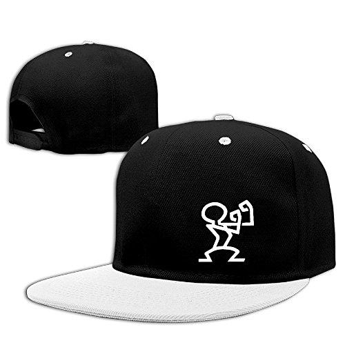 Hittings UFC Conor Mcgregor Dethrone Logo Contrast Color Hip Hop Baseball Caps White (5 Colors) White
