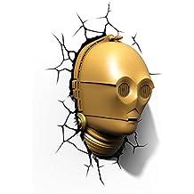 3D DECO LIGTH C-3PO