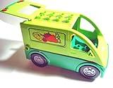 LEGO DUPLO - 1 Transporter - Bus - Lastwagen - Kleinlaster - VW-Bus - Minivan