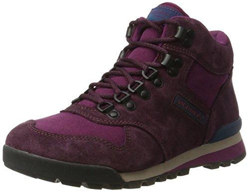 Merrell Damen Eagle Sneaker, Rot (Wine Tasting), 39 EU (Schuhe Sneakers Merrell Damen)