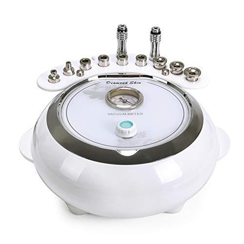 3 in 1 Diamant-Dermabrasion-Gesichtsschönheits-Maschine mit Sprühervakuum Zur Hautreinigung Hautverjüngungs-Mikrodermabrasions-Maschine für Gesicht, ganzen Körper geeignet ()
