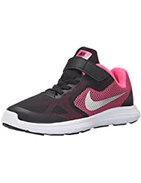 Nike Revolution 3 (Gs), Zapatillas de Deporte para Niñas