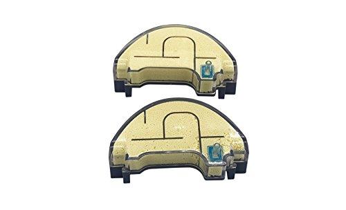 Green Label Confezione da 2 Filtri Anticalcari di Ricambio per i Pulitori Vapore Hoover SteamJet