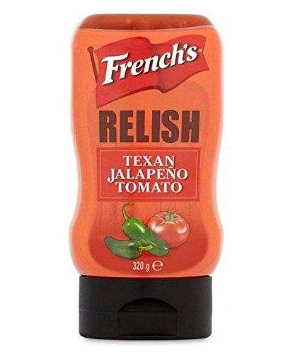French's - Jalapeño Tomato Relish - 320g Relish