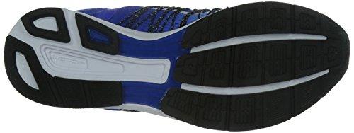 Nike Air Zoom Streak 5, Chaussures de Running Entrainement Mixte Adulte, Vert Blanc / noir / bleu (blanc / noir - bleu Racing)
