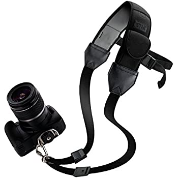 Correa Hombro Canon EOS 7D Mark II Nikon D3100 D300STracolla Strap