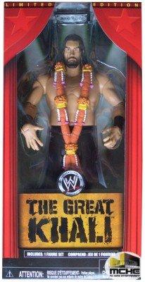 Great Khali Internet Exclusive Figur - WWE