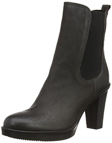 Fred de la Bretoniere Damen Chelsea Boots Grau (Antracite 115)