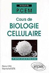 Cours de biologie cellulaire