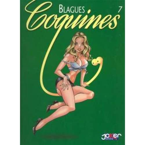 Blagues coquines, tome 7