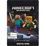 Minecraft Java Edition PC Download Gift Code Only (No CD/DVD)