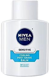 3 Pack - NIVEA FOR MEN Sensitive Cooling Post Shave Balm 3.3 oz