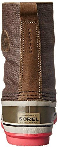 Sorel 1964 PREMIUM CVS, Damen Langschaft Stiefel, Pink (Stone Blue Braun (Major, Bluff 245)