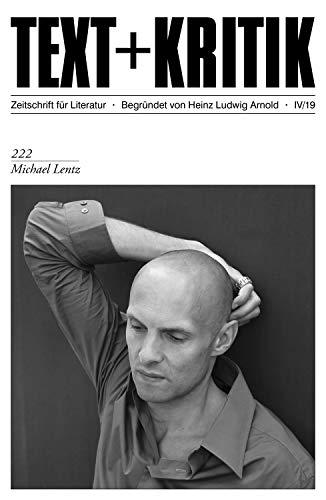 Michael Lentz (TEXT+KRITIK)