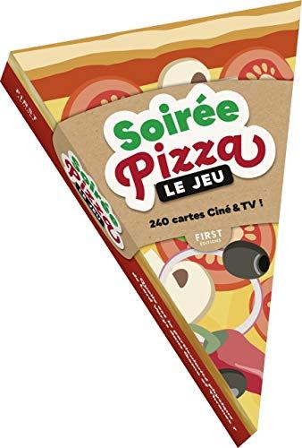 Soirée Pizza - 240 question cine-TV & sport! par Philippe LOMBARD