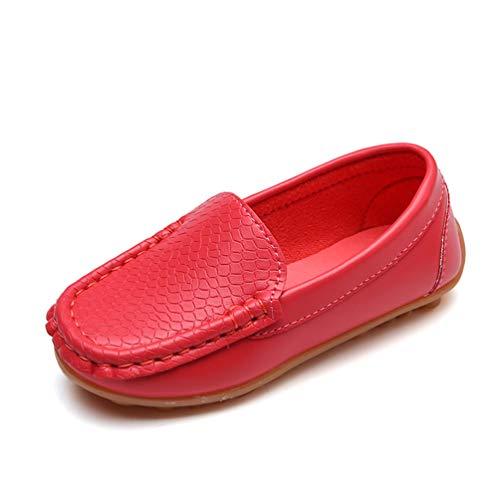 Feidaeu Toddlers Shoes for Boys Girls Bambini Casual Shoes Kids Soft Slip-On Shoes Mocassini Scarpe per I più Piccoli Le Prime Scarpe da Passeggio