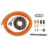 SP Audio Kit Cavi 25 mm Alimentazione Amplificatore Impianto Audio Subwoofer