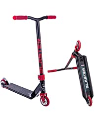 Crisp Scooters – 2016 Blaster Stunt – Patinete Black Red Flake