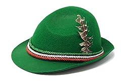 Idea Regalo - R&F srls Cappellino Cappello Tricolore Verde Alpino Festa Birra liberazione unità Italia