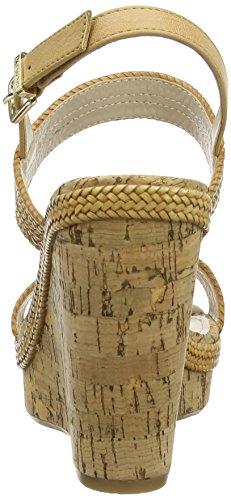 Carvela Kay, Sandales Compensées femme Beige - Beige (marron clair)