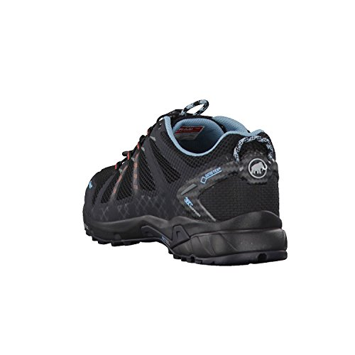 Mammut Damen T Aenergy Low Gtx Trekking-& Wanderhalbschuhe black-air