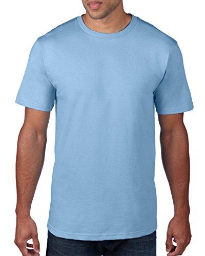 Anvil Herren T-Shirt Hellblau