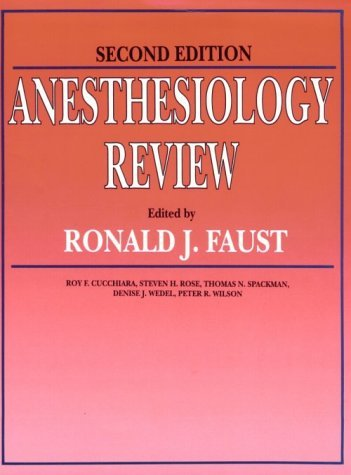 Anesthesiology Review (1994-07-30)