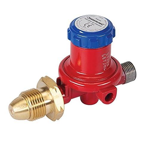 Silverline 196559 Gas Regulator 0.5-4 bar