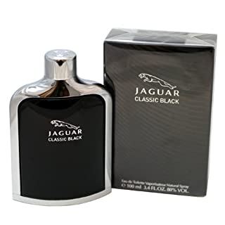 Jaguar Classic Black Men Eau de toilette en vaporisateur 100 ml